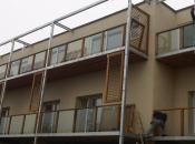 New Facade -  Hotel Cornwall