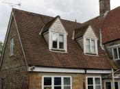 Extension Grade Two listed property - The Old Court House Yetminster