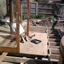 Decking Area Project